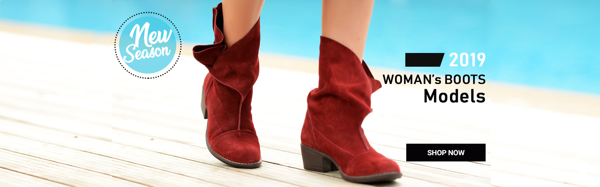 Women Boots New Season