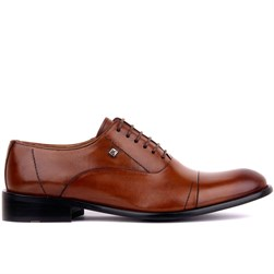 Tobacco Mens Classic Shoes