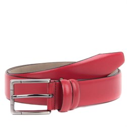 Sail Lakers - Dried Rose Leather Male Belt