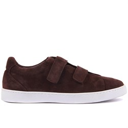 Brown Suede Mens Shoes