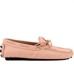 Sail Lakers - Pudra Deri Erkek Loafer